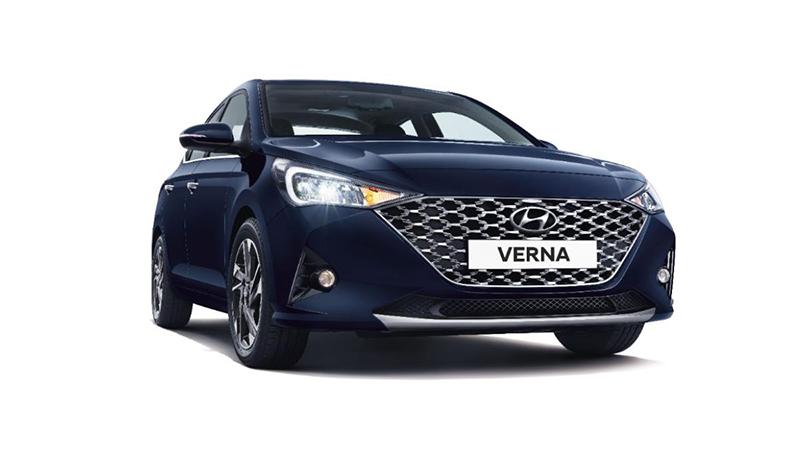 Hyundai Verna2020