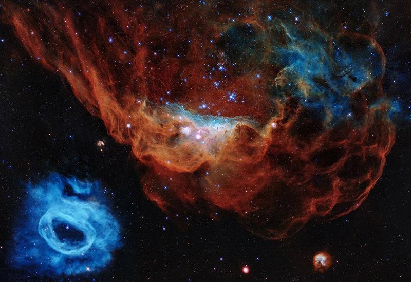 تلسکوپ فضایی هابل1