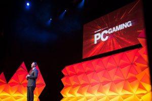 رویداد PC Gaming Show