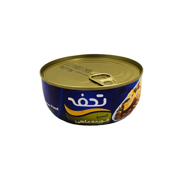 کنسرو قورمه ماهی تحفه(15)