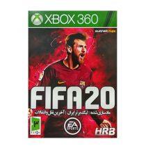 (02)بازی Fifa 20 به همراه لیگ برتر ایران Xbox360