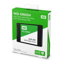 هارد SSD اینترنال WESTERN دیجیتال مدل Green WDS240G2G0A ظرفیت 240 گیگابایت(05)