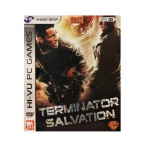 (n101)بازی TERMINATOR SALVATION نشر HI-VU