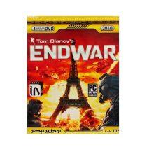 بازی Tom Clancy's ENDWAR نشر لوح زرین نیکان(202)