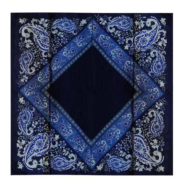 روسری مامی ابریشم زنانه کد 1226(032)