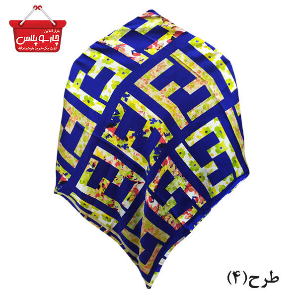 روسری تابستانه طرح F زنانه کد 1267(903)