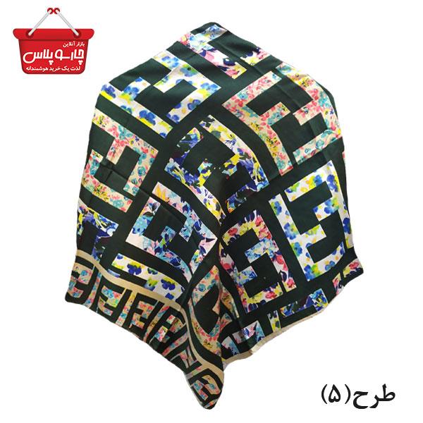 روسری تابستانه طرح F زنانه کد 1267(906)