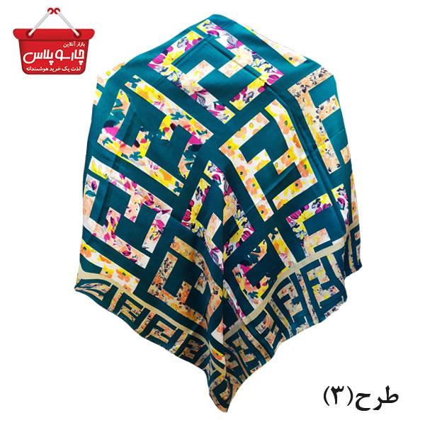 روسری تابستانه طرح F زنانه کد 1267(907)