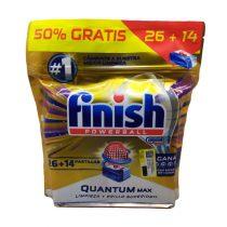 قرص ماشین ظرفشویی finish مدل Quantum Max بسته 40 عددی(2)