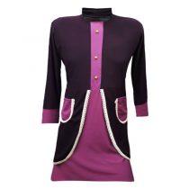 مانتو زنانه طرح سنتی کد 1154(w10)
