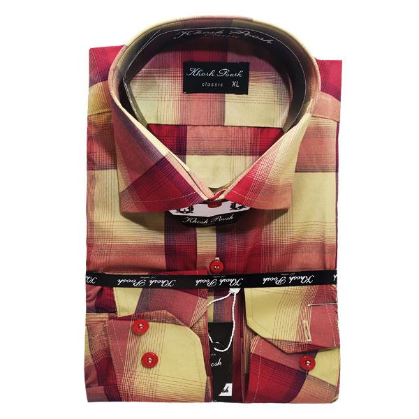 پیراهن مردانه خوش پوش کد 1295(01)