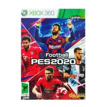 (y2)بازی football PES 2020 مخصوص XBOX360