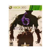 (0121)بازی RESIDENT EVIL مخصوص XBOX360