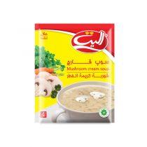 سوپ نیمه آماده قارچ الیت مقدار 61 گرم(2)
