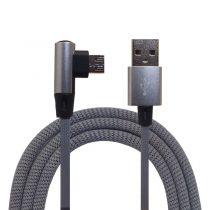 کابل micro USB سر کج کنفی کد 1995(2)