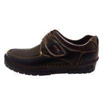 (011)کفش چسبی روزمره مردانه کد 1254
