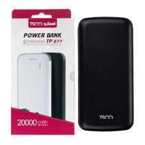 پاور بانک TSCO مدل TP 877 ظرفیت 20000 میلی آمپر ساعت(0011)