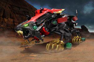 بازی Zoids Wild : Infinity Blast