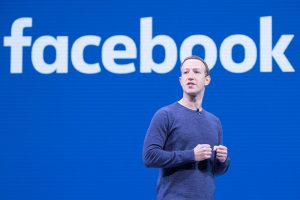 مدیر عامل شرکت فیسبوک