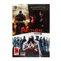 مجموعه بازی Action games Collection 10 نشر پرنیان