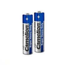 باتری نیم قلم Camelion مدل Super Heavy Duty بسته دو عددی