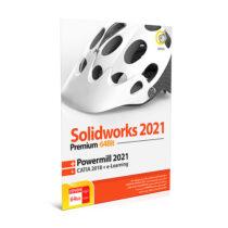 مجموعه نرم افزاری Solidworks premium 2021 SP0 نشر گردو