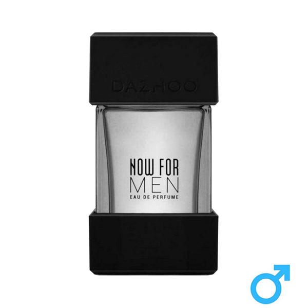 ادو پرفیوم مردانه Dazhoo مدل Now for men حجم 100 میلی لیتر