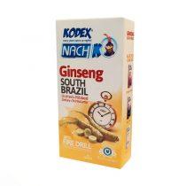 کاندوم ناچ کدکس مدل Ginseng بسته 12 عددی