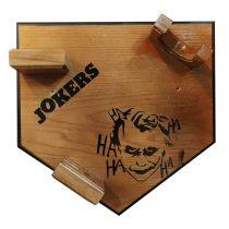 پایه نگهدارنده چوب بیسبال